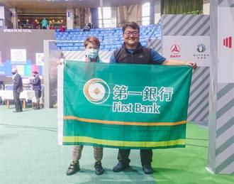 第一銀行舉重隊陳玟卉 勇奪亞洲舉重錦標賽3面金牌