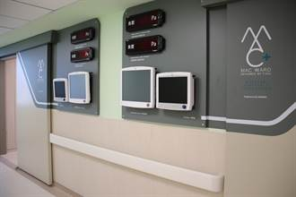 輔大醫院模組化病房 獲國內外2大獎