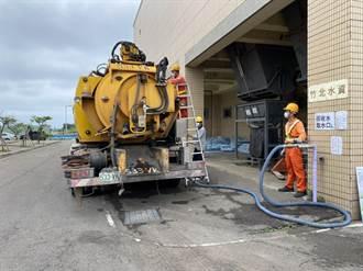 水情拉警報 竹縣籲提高工業用水大戶自主節水率
