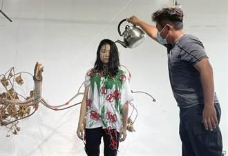 藝術家騆瑜進駐台東 演繹人類與生態的衝突