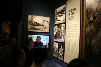 史話》陳誠佔領之線從西南開始──淞滬三棲大戰(八)