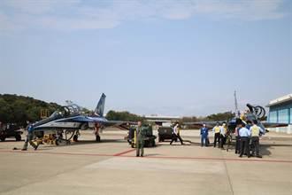 漢翔胡開宏:空軍F-16戰機性能提升案 拚每月交機3架量