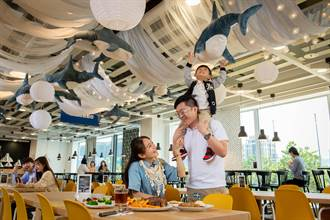IKEA插旗內湖亮點搶先看 鯊魚餐廳超大打卡地標