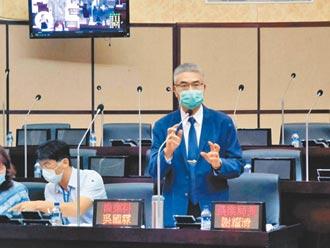 台南議員批 農產行銷不能靠仇共