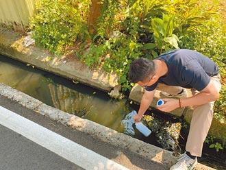 中市水盒子監控水質 揪2汙染源