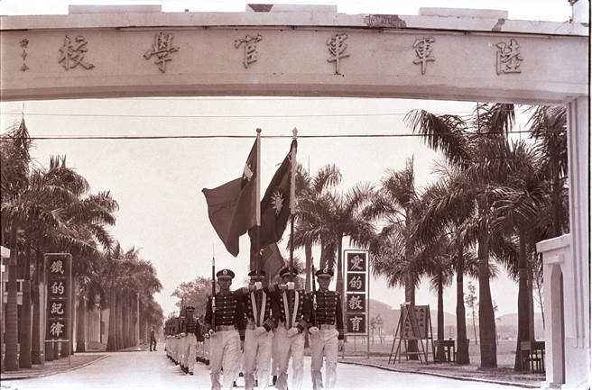 中華民國陸軍軍官學校。(本報系資料照片)