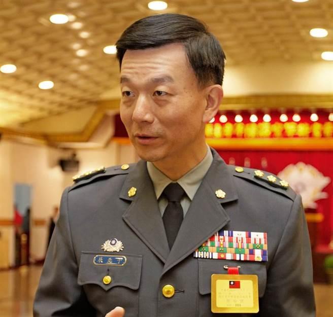 陸軍退役少將于北辰。(圖/本報系資料照)