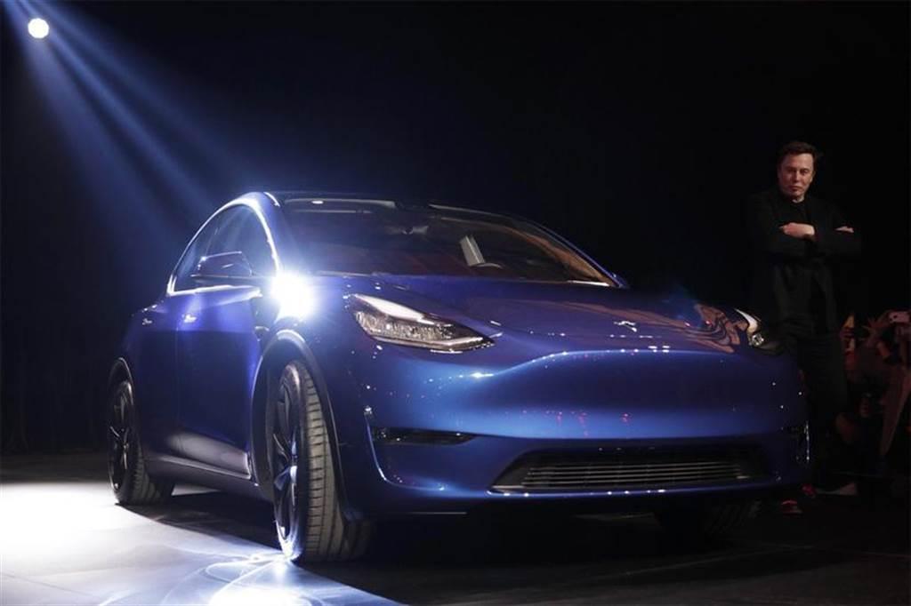 電動車巨星的氣勢:Model Y 加州首季銷量已超越 Model 3、S、X 總和