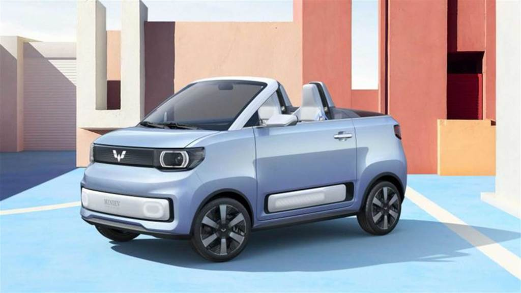 12 萬元的五菱宏光 Mini EV 推出敞篷版:「FreZe Froggy」可能進軍歐洲,售價翻五倍