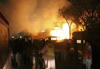 巴基斯坦5星級飯店遭炸彈攻擊 至少3死多傷