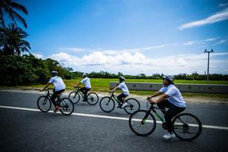 搶攻自行車慢旅 雲朗密訓「單車管家」