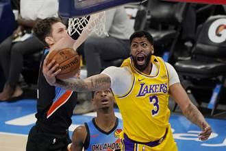NBA》一眉哥要復出了 湖人主帥:明天先發上陣