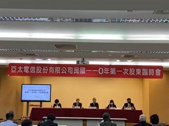呂芳銘:遠傳2022年將與鴻海並列亞太電最大股東