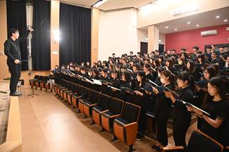 清華音樂系首登衛武營 為110年校慶獻禮
