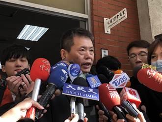 選2022新竹市長?林為洲:民調比在地人多5%就考慮