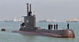 印尼搜救失聯潛艦 海底曾現不明移動訊號