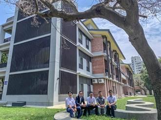 新竹市西門國小新校舍紅磚「歌薰樓」110學年啟用