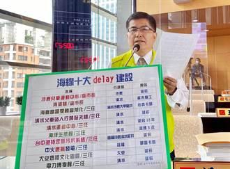 市議員批海線重大建設都delay 盧秀燕:不要忽略海線地區超前建設