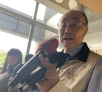 國民黨「孫中山得道成仙」一說  馮世寬困惑:完全沒聽說