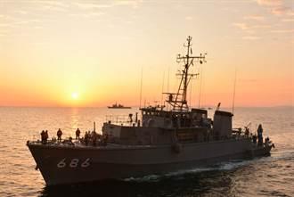 美軍2月釣魚台近海模擬實戰訓練 共軍企圖接近