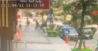 男子當街遭3歹徒爆打擄走 1小時後丟包楊梅農田