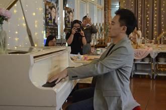 鋼琴王子陳冠宇帶著貝多芬「回嘉了」 24日獨奏會演出