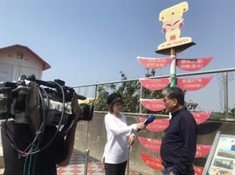 揪高鐵地陷元凶 盧秀芳合體李鴻源「實地探勘」