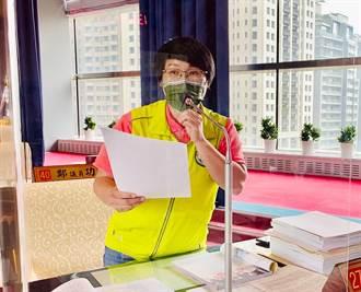市议员要求继续维护好空气 卢秀燕:市府从多方面整治空污
