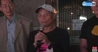要求三接案停工 總統稱時候未到 潘忠政:心情很沉重