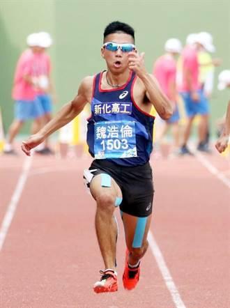 傲視全國 台南小將110全中運10項破紀錄