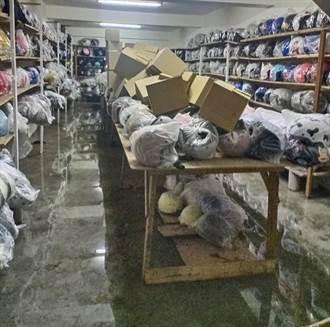 自來水管線爆管 受害店家只願不要再發生
