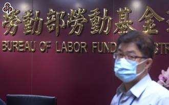 基金局弊案 金管會處罰後 勞動部收回委外1174億元帳戶