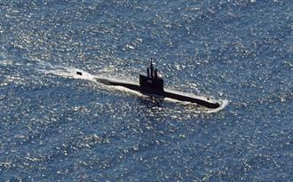 印尼搜救失聯潛艦  海面下測到磁場