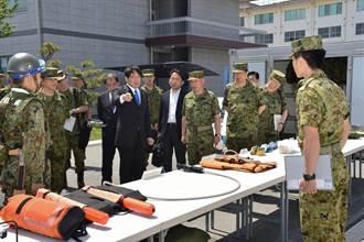 构筑对中包围网 日首以ODA管道对外提供自卫队装备