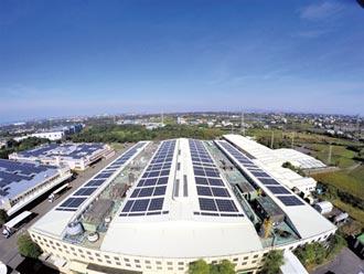 東元衝綠電 建4.2MW太陽能電廠