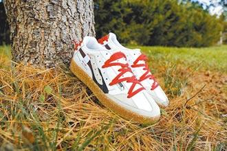 運動鞋廢料製 環保餐具帶著走
