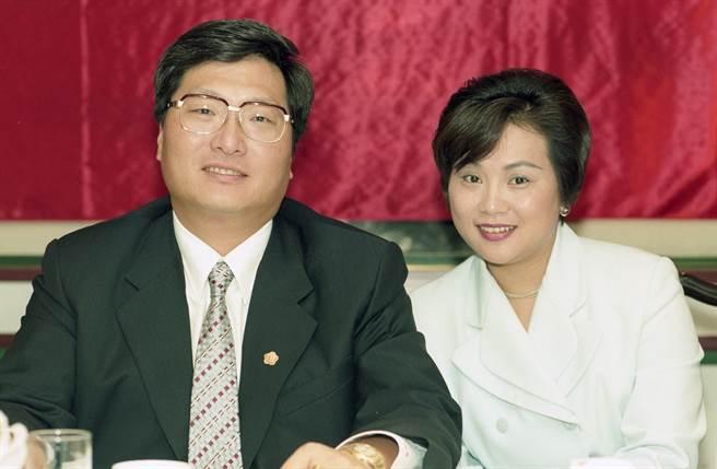 蔡咪咪跨海提訴訟,上個月法院判准她與王令麟離婚。(中時資料照片)