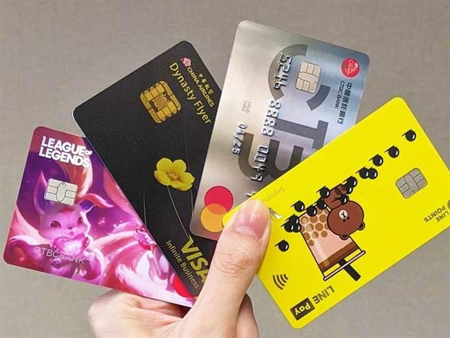 中信卡繳稅回饋任你選,首推信用卡18期分期0利率。(中信銀提供)
