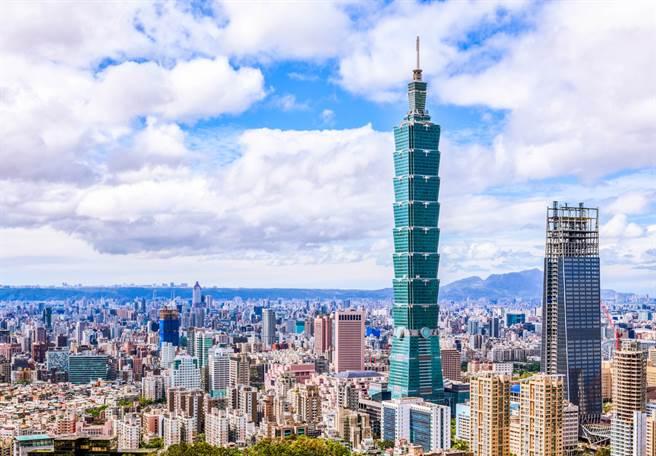 十年來首度,標普調升台灣主權評等。(圖/達志影像)