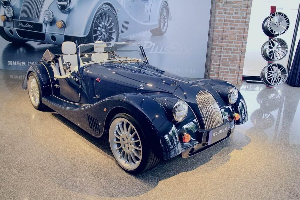 配置全新平台與動力單元,Morgan新世代車款Plus Six在台亮相!
