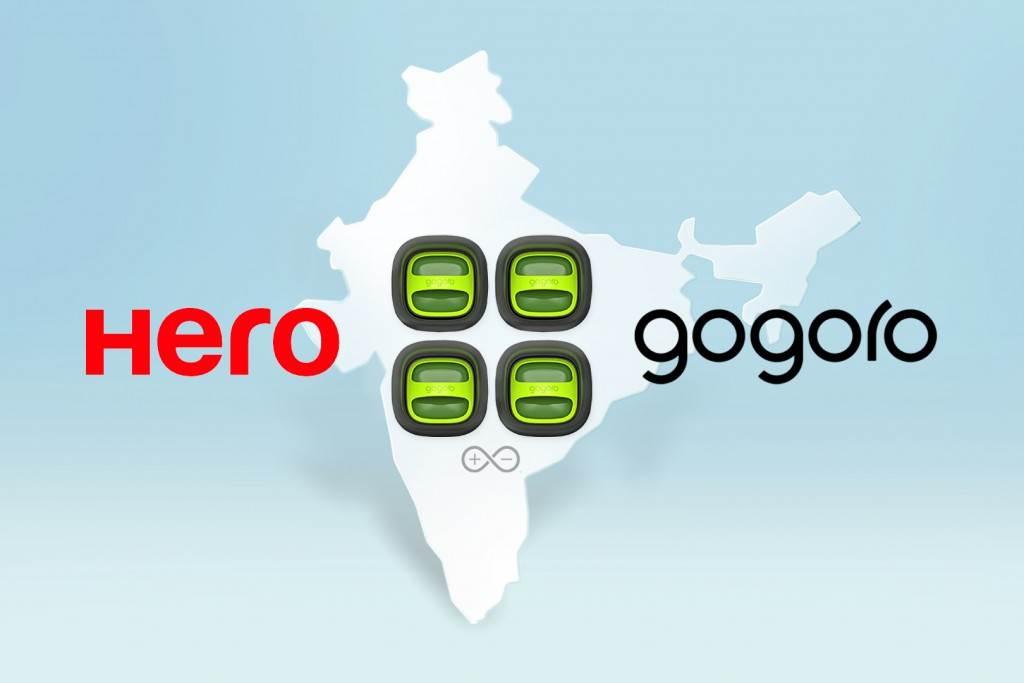 印度最大機車製造商 Hero MotoCorp 與 Gogoro 宣布策略合作 加速印度迎來電動運輸時代