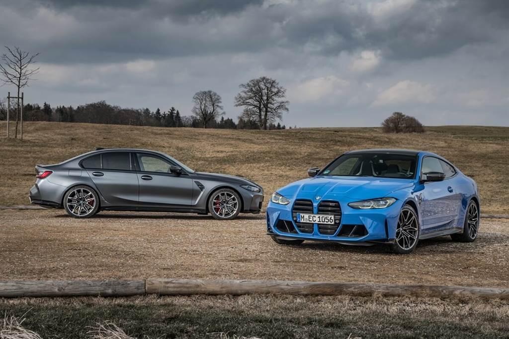 更高的性能和更多的變化:M xDrive在BMW M3和M4首次配置&你可能有所不知的改變