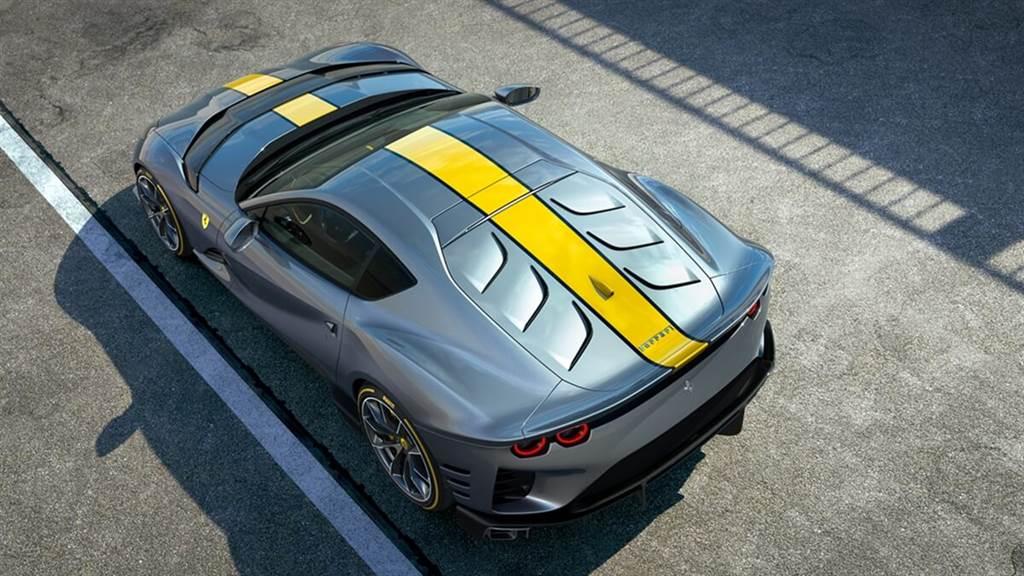 Ferrari發表830匹特別版812 Superfast 正式名稱將於5月5日公佈