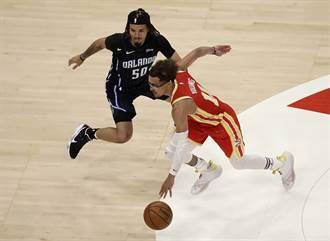 NBA》虛驚一場!崔楊腳踝二級扭傷缺席1到2周