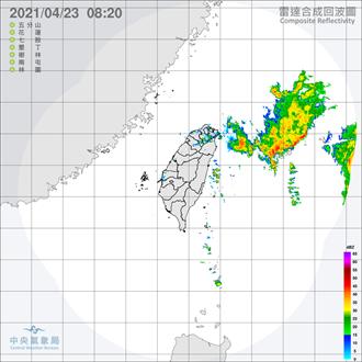 吳德榮:周日後各地降雨機率增