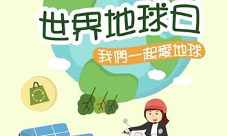 黃珊珊》台北希望碳排放減少30%