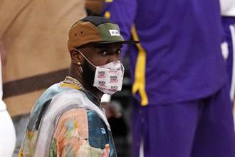 NBA》詹姆斯失言刪文 黑人名嘴怒批「噁心」
