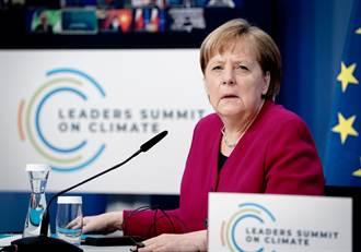 德總理梅克爾憂台海局勢 挑釁可能變衝突