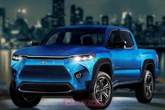 Toyota 將推出全電動皮卡,競搶純電卡車無限商機