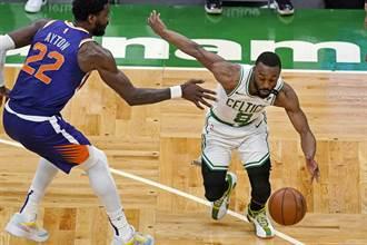 NBA》為了克拉克而戰 肯巴沃克率領綠衫軍射日